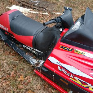 Triple 700 Yamaha Snowmobile for Sale in Traverse City, MI