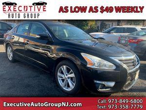 2013 Nissan Altima for Sale in Irvington, NJ