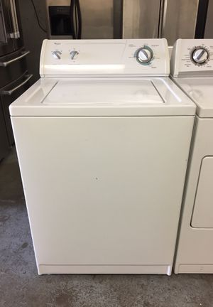 Whirlpool commercial quality washer for Sale in Fort Lauderdale, FL