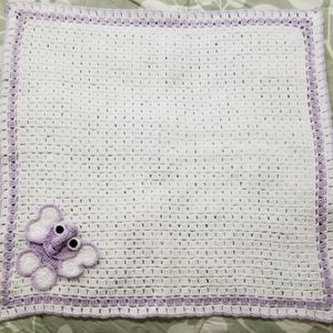 Orchid Elephant Baby Toddler Blanket for Sale in Palm Harbor, FL