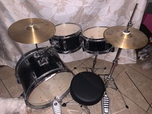 Child beginners drum set for Sale in Houston, TX