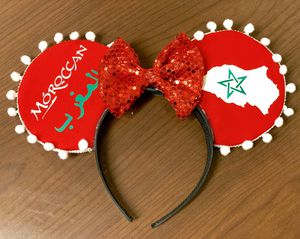 Moroccan Mickey Ears for Sale in Davenport, FL