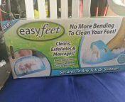 Easy Feet Scrubber for Sale in Avon Park, FL