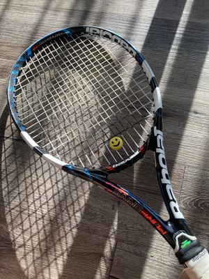 Babalot pure drive tennis racket, grip 4 or 41/4 ,very good condition for Sale in Littleton, CO