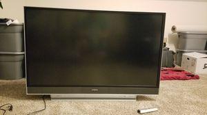 Like new 55' Hitachi color TV for Sale in Murfreesboro, TN