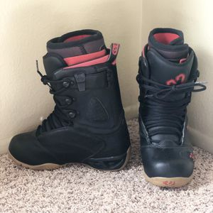 ThirtyTwo Snowboard Boots for Sale in Santa Ana, CA