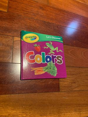 Colors Board Book for Sale in Coral Gables, FL