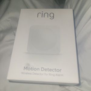Ring Motion DETECTOR for Sale in Memphis, TN