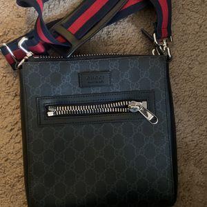 GG Black Small Messenger Bag for Sale in Elkridge, MD