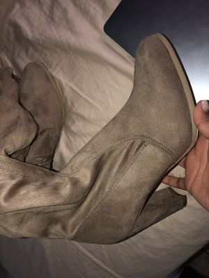 Thigh High Boots size 7.5 for Sale in Hayward, CA
