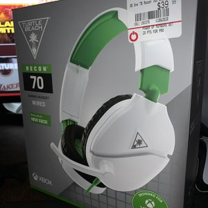 Xbox Turtle Beach Headset for Sale in Arlington, TX