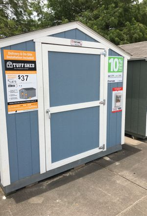 Tuff Shed at Kemah HomevDepot for Sale in Pearland, TX