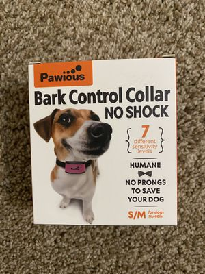 Bark Collar for Dogs for Sale in Naperville, IL