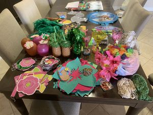 Moana birthday party decor for Sale in Weston, FL