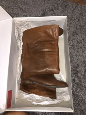 Knee High Leather Boots for Sale in Orlando, FL