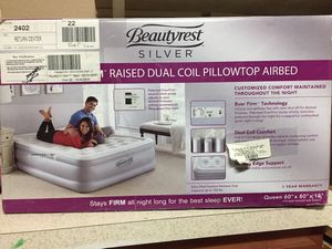Beautyrest air mattresses for Sale in Albuquerque, NM