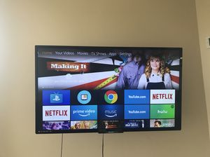 54' Phillips 4K Ultra Flatscreen TV for Sale in Cleveland, OH