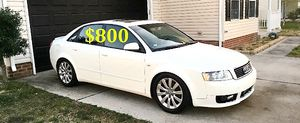🔥🔑🔑$8OO🔑🔑 For Sale URGENT 🔑🔑2005 Audi A4 1.8 T Quattro CLEAN TITLE🔑🔑🔥 for Sale in San Diego, CA