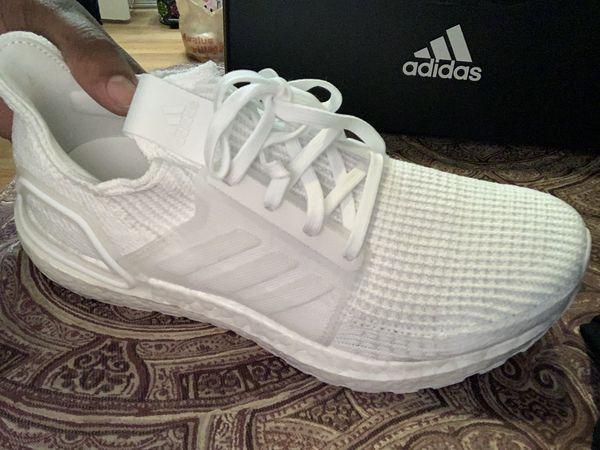 Adidas white size 7