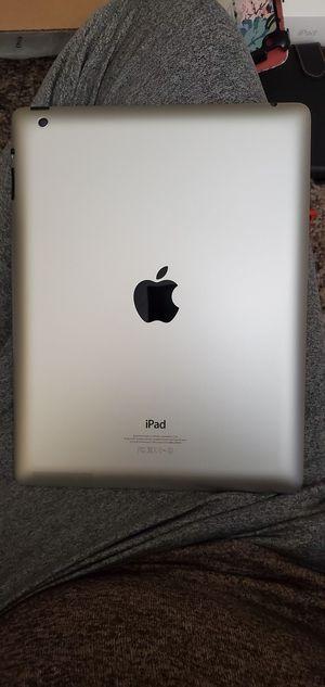 Apple iPad 4 icloud unlocked for Sale in Washington, DC