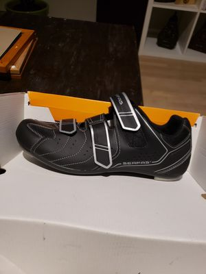 Serfas road bike shoes for Sale in Greenville, SC