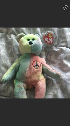 Peace Beanie Babie for Sale in Goodyear, AZ