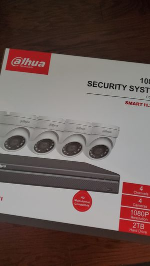Dahua Security System for Sale in Austin, TX