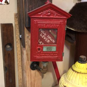 Antique Cast Iron Fire Box for Sale in Chandler, AZ