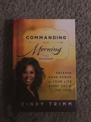Commanding Your Morning - Cindy Trimm for Sale in Gainesville, FL