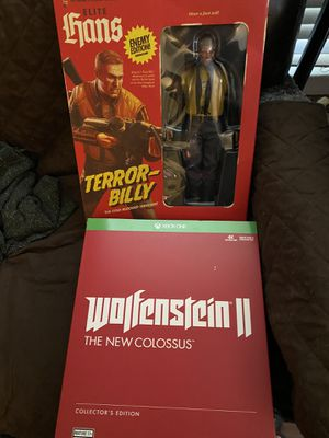 Wolfenstein special edition for Sale in Los Angeles, CA