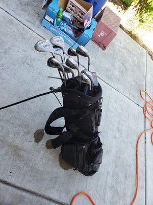 Taylor's Made RBZ golf clubs for sell for Sale in Beverly Hills, CA