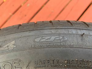 Michelin tires for BMW. Run n Flat. ( zero pressure)each. for Sale in Humble, TX