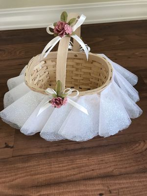 Wedding and gift basket for Sale in San Diego, CA