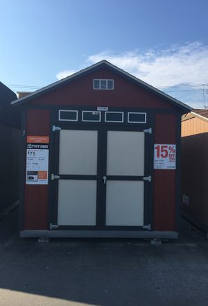 6523 Tuff Shed display TR800 10x12 was $4,768 Now $4,053 for Sale in Porter, TX