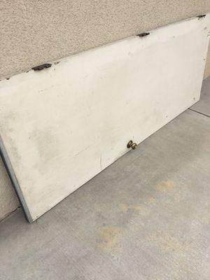 Free!!! Solid wood door for Sale in La Mirada, CA