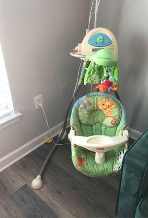 Rainforest Swing Fisher Price for Sale in Oak Hill, VA