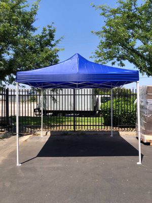 10x10 Ft Easy Up Canopy Tent for Sale in Chino, CA