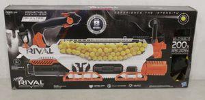 NERF Rival Prometheus MVII-20K Soft Ball Gun for Sale in Los Angeles, CA