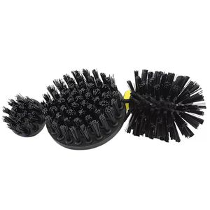 3pcs/set Electric Drill Brush Grout Power Scrubber Cleaning Brush Tub Cleaner Tool scrubber washing brush. for Sale in Ogden, UT