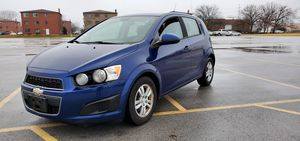 2012 CHEVY SONIC LS 1.8L for Sale in Crestwood, IL