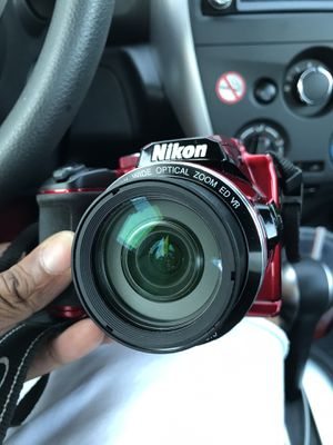 Nikon Camera COOLPIX B500 for Sale in Charlotte, NC