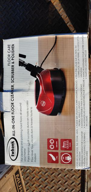 Ew 3-in-1 floor cleaner polisher &scrubber for Sale in Victorville, CA