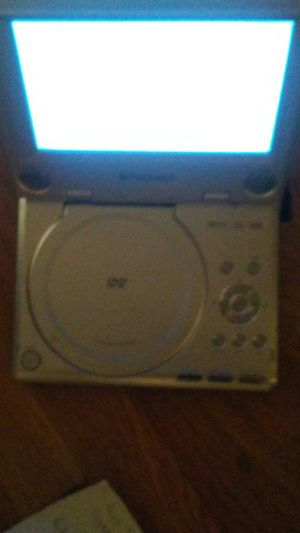 Portable dvd player works great $25 for Sale in Mesa, AZ