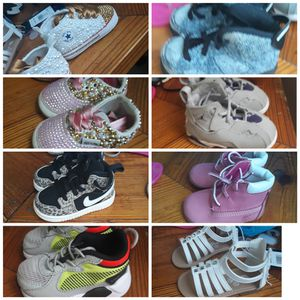 Selling all these name brand shoes for Sale in Hopewell, VA