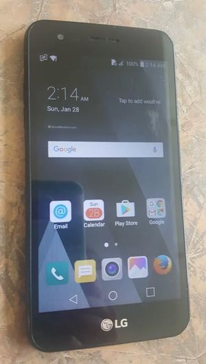 LG Phoenix 3 TMobile MetroPCS cricket unlocked for Sale in Dallas, TX