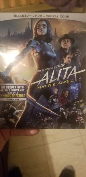 Alita battle angel digital copy code for Sale in West Hills, CA
