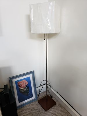 Floor lamp for Sale in Lowell, MA