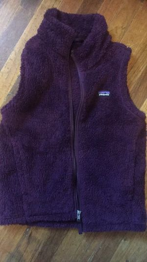 Child/ women Patagonia vest for Sale in Upland, CA