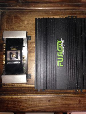Car Audio stereo Amplifiers for Sale in Miami Beach, FL