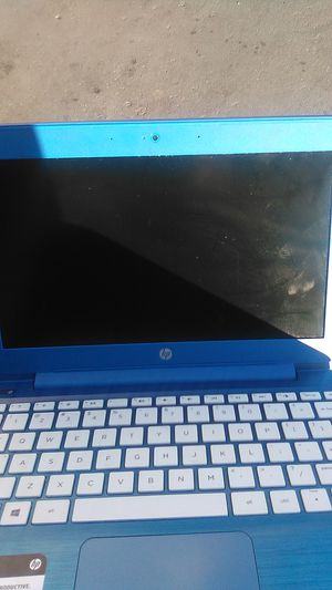 Hp notebook model 11-r014wm for Sale in San Jacinto, CA